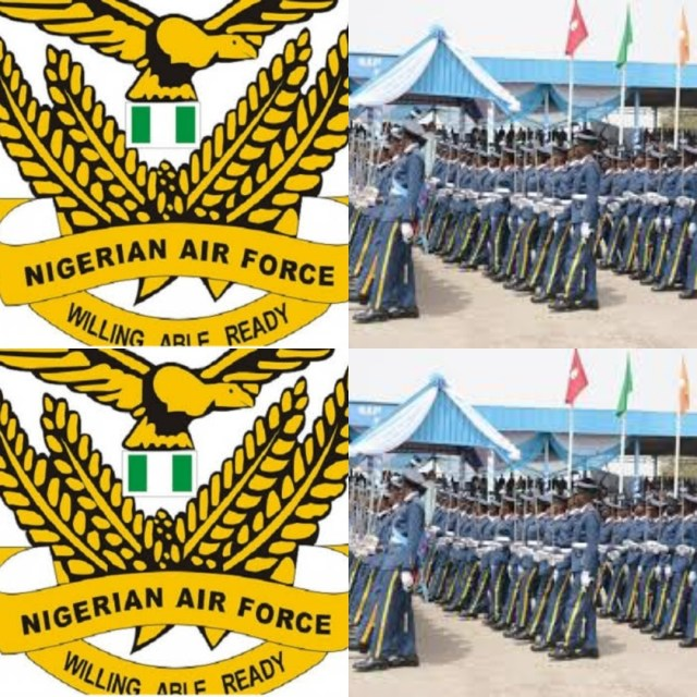 Nigeria Air force Shortlisted Candidates