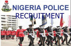 Nigeria Police Force Recruitment