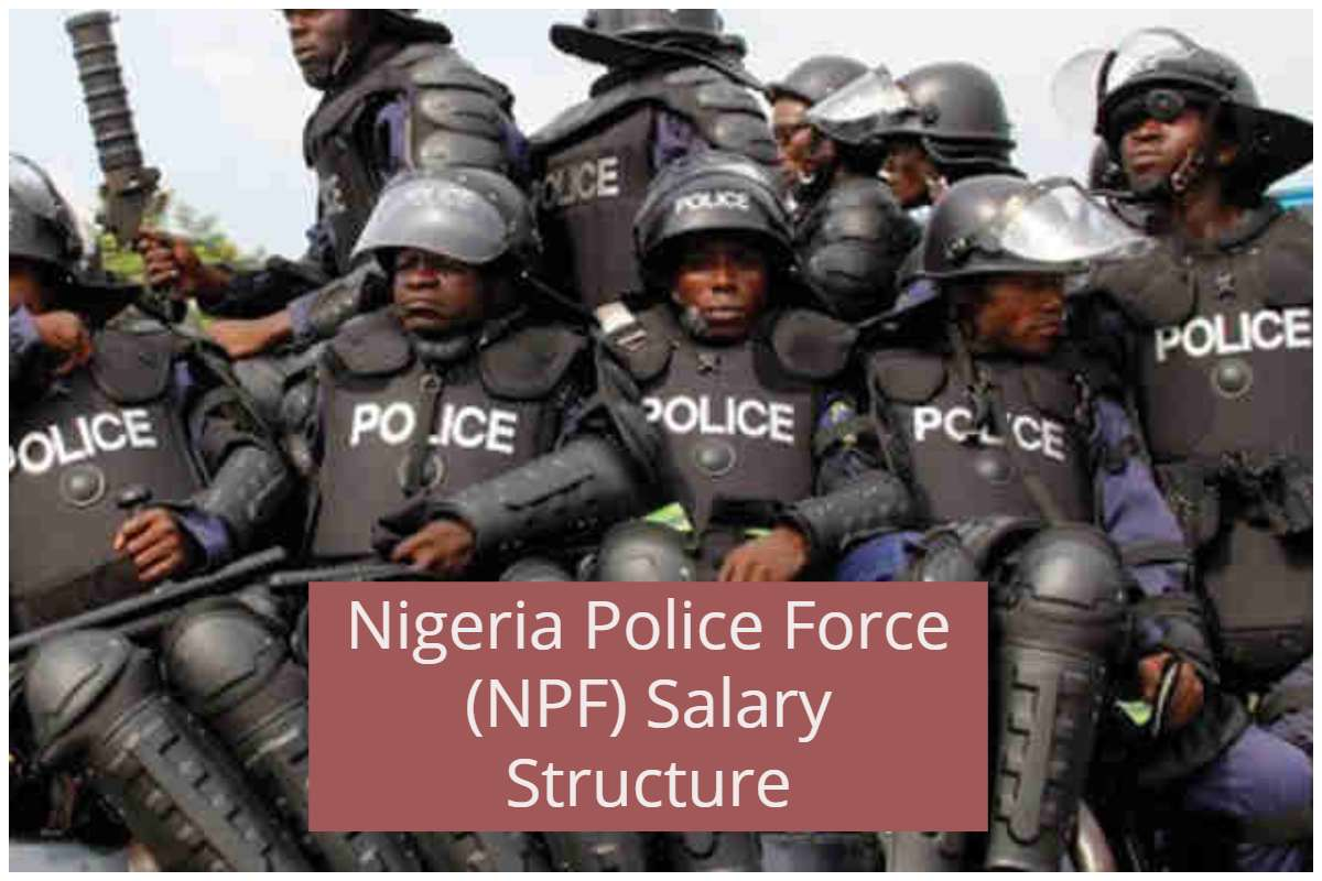 Nigeria Police Force Salary