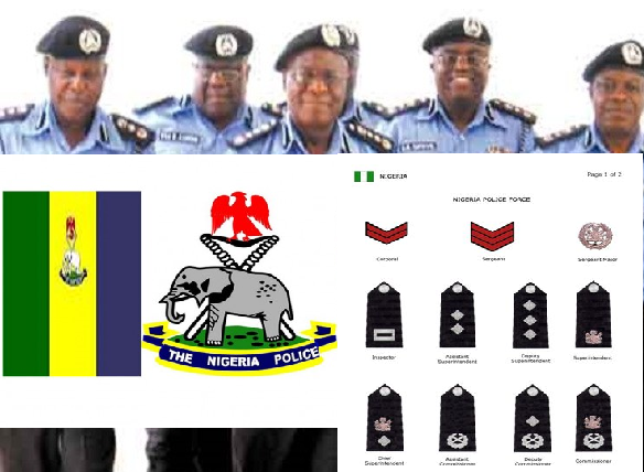Nigeria Police Ranks And Symbols