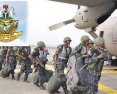 Nigerian Air Force Recruitment