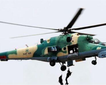 Nigerian Air Force Screening