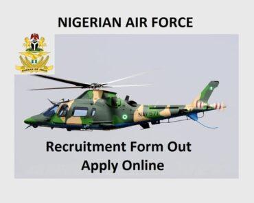Nigerian Airforce Registration