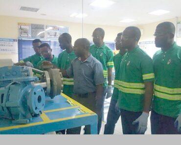 Nigerian Breweries Industrial Training Fund