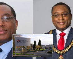 Nigerian Professor Became Vice Chancellor of UK University