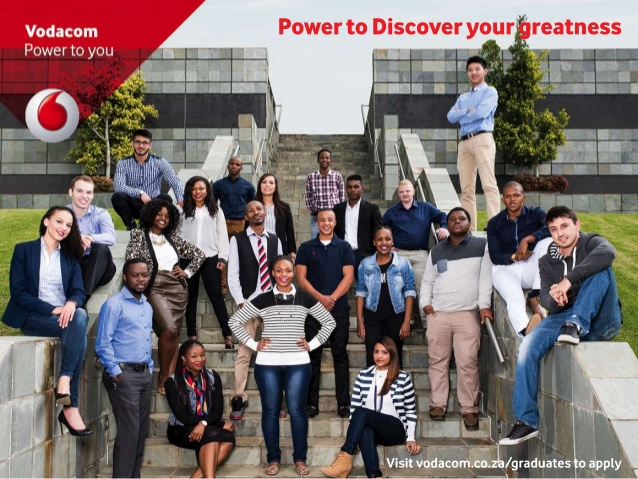Vodacom Discover Graduate programme