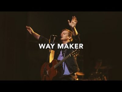 Way Maker Mp3 By Leeland
