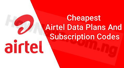 Airtel Weekly & Daily Data Plans