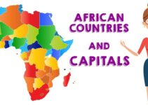 African Countries- Capital Cities