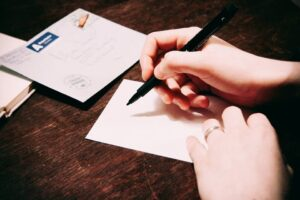 Business Correspondence Applications