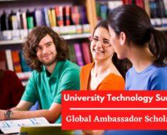 Global Ambassador Scholarships