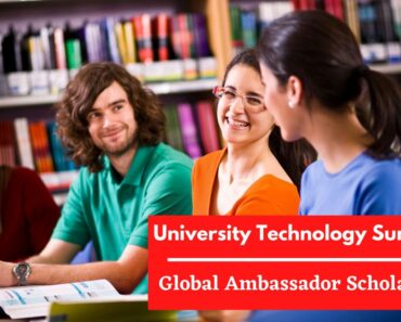 Global Ambassador Scholarships