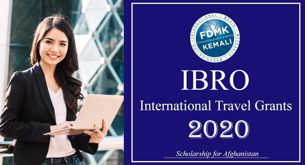 IBRO International Travel Grant