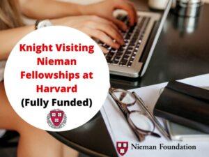 Knight Visiting Nieman Fellowships 2020