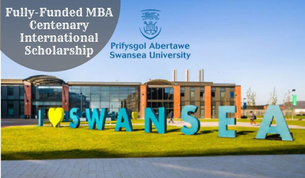 MBA Centenary Scholarship
