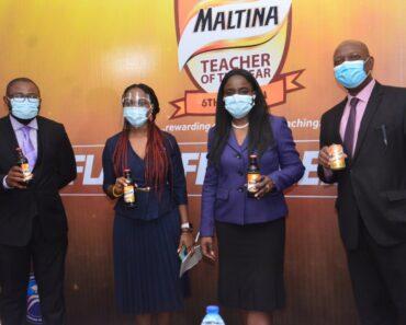 Maltina Teacher of the Year