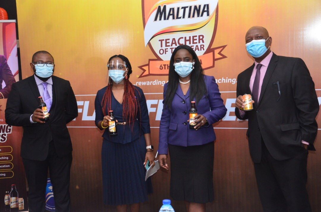 Maltina Teacher of the Year