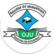 Oju Colleges of Education Courses