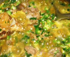 Okra Soup Recipe In Nigeria