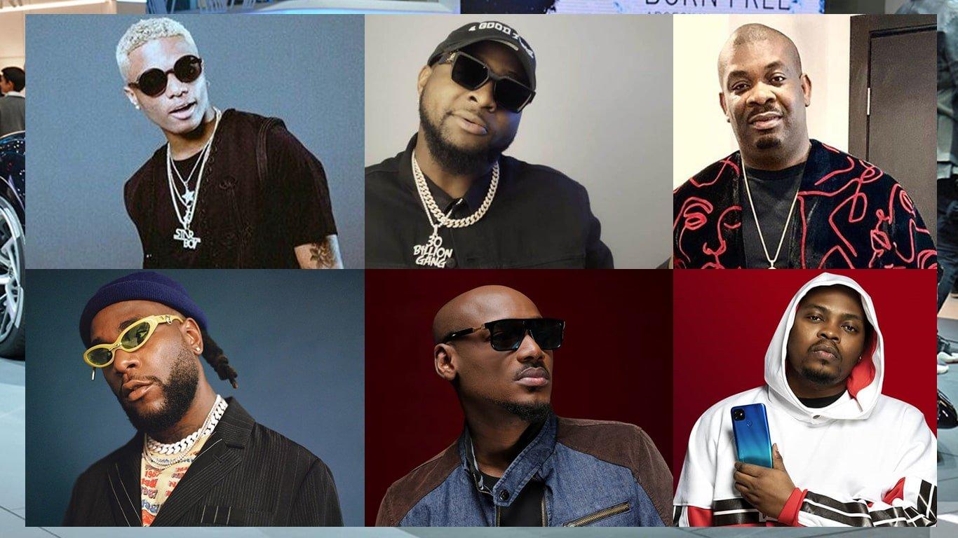 Popular Musicians In Nigeria