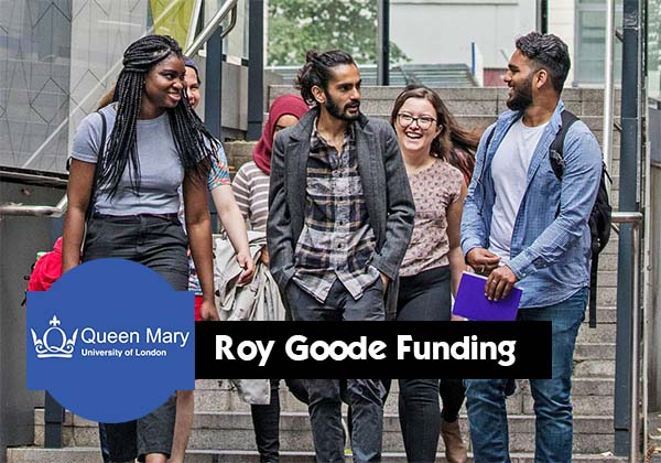 Roy Goode Masters Scholarship