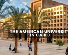Scholarships at American University