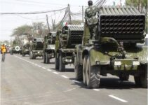 Strongest Military In Africa