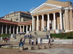 Top20 UniversitiesIn South Africa