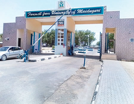 University of Maiduguri Admission