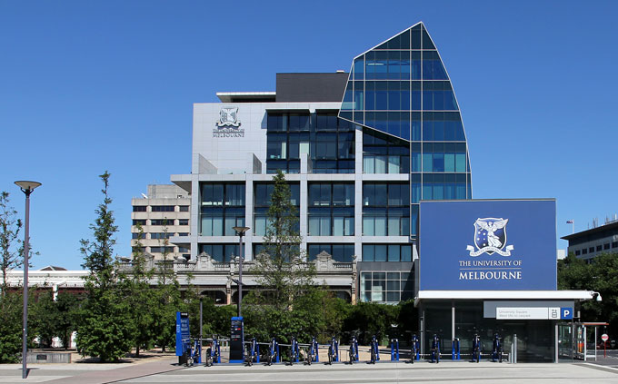 University of Melbourne Masters Scholarship