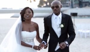 Innocent Idibia and Ani Idibia