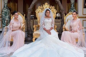 Luxurious Wedding In Nigeria