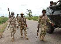 Military Forces In Nigeria