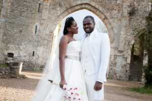 Stephanie Okereke and Linus Idahosa