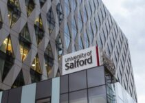 University of Salford Scholarship
