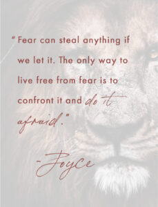 Do It Afraid By Joyce Meyer