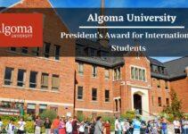 Algoma University Scholarship