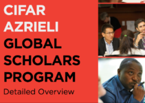 CIFAR Azrieli Global Scholars