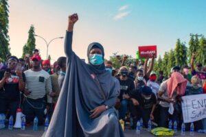 #EndSARS Protest In Nigeria