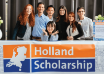 Holland Government Scholarship