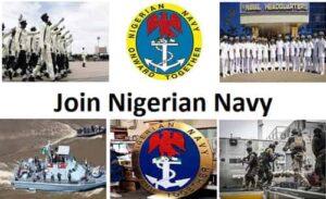 Nigerian Navy Jobs