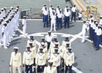 Nigerian NavyRecruitment Screening