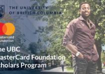 UBC Mastercard Foundation Scholars