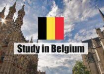ARES Scholarships in Belgium