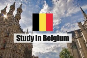 ARES Scholarships in Belgium