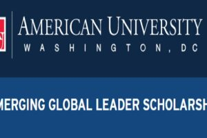 AU Global Leader Scholarship