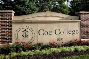Coe College Scholarship