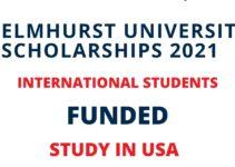 Elmhurst University Scholarships