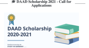 Fully Funded DAAD Scholarship