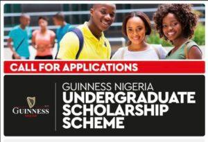 Guinness Nigeria Scholarship
